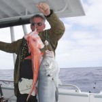 Red Snapper - Silver Trevally