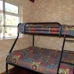 Unit 2 Downstairs bedroom Trio Bunk